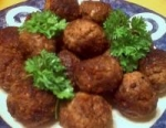 Hubby-Will-Inhale-Them Meatballs picture