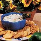 Crunchy Vegetable Dip picture