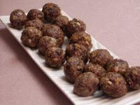 Moroccan Charoset Balls picture