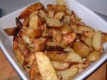 Greek Potatoes (Oven-Roasted and Delicious!) picture