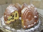 Chocolate Chip Sour Cream Pound Cake picture