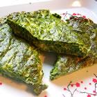 Crustless Spinach Quiche picture
