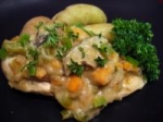 Chicken in New Orleans Wine Sauce picture