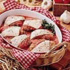 Cube Steak Parmigiana picture