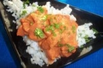 Smoky Paprika Chicken Over Rice picture