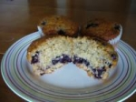 Oatmeal Blueberry Muffins picture