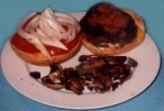 Carne Asada Burger picture