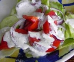 Creamy Feta Salad Dressing and Dip picture
