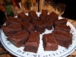 Frosted Fudge Brownies picture