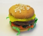 cheeseburger in Paradise Cookies picture