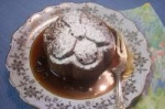 Ginger Cake with Raisin Sauce picture
