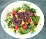Steak, Avocado, & Bean Salad picture