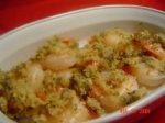 Baked Shrimp with Lemon Garlic Crumbs picture