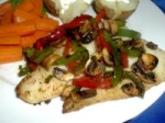 Baked Tilapia With Veggies, Herbs, and Wine picture
