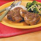 Curry Lamb Chops picture