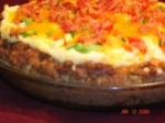 Bacon Cheeseburger Potato Pie picture