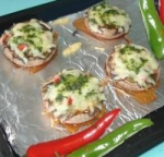 Mexican Stuffed Mushrooms picture