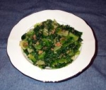 Escarole With Garlic and Bread Crumbs picture