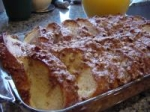 Baked French Toast Casserole With Maple Syrup picture