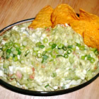 daddy's guacamole dip picture