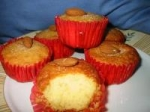 Honey Sponge Cupcakes picture