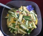 Veggie Salad With Citrus Vinaigrette picture