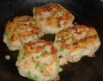 New England Potato & Salmon Cakes picture