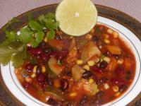 Baja Vegetable Stew picture
