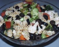 Pasta Salad Supreme picture