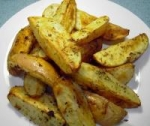 Roasted Potato Wedges picture