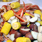 dave's low country boil picture
