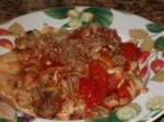 Low Carb Stuffed Cabbage Casserole picture