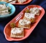 Pesto Cream Cheese Dip picture