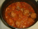 Authentic Italian Meatballs picture
