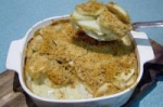 Crunchy Scalloped Potatoes With Thyme picture
