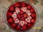 E-z Strawberry Pizza Pie picture