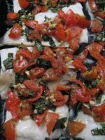 Haddock Pizzaiola picture