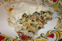 White Spinach Lasagna picture
