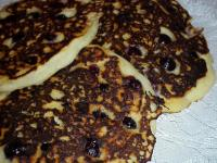 The Best Blueberry Buttermilk Pancakes picture