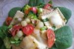 Mini Ravioli Antipasto Salad picture