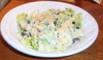 The Houstonian's Southwest Caesar Salad picture