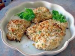 Oven Fried Almond Chicken picture