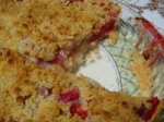 Strawberry Rhubarb Pie picture