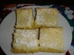 Rich Butter Cake Bars picture