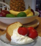 Lemon Almond Sour Cream Pound Cake picture