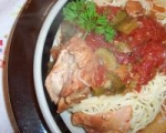 Crockpot Chicken Cacciatore picture