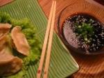Steamed Dumplings With Ginger Hoisin Sauce picture
