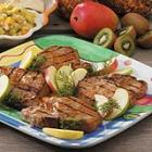dijon grilled pork chops picture