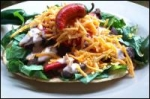 Red Pepper-steak Tostadas picture
