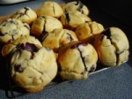 Old-fashioned Blueberry or Raspberry Muffins picture